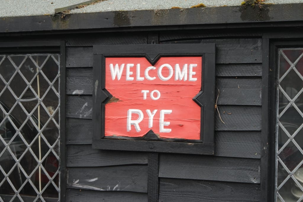 welcome to rye east sussex