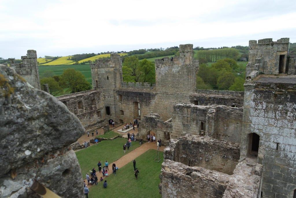 bodiam castle east sussex