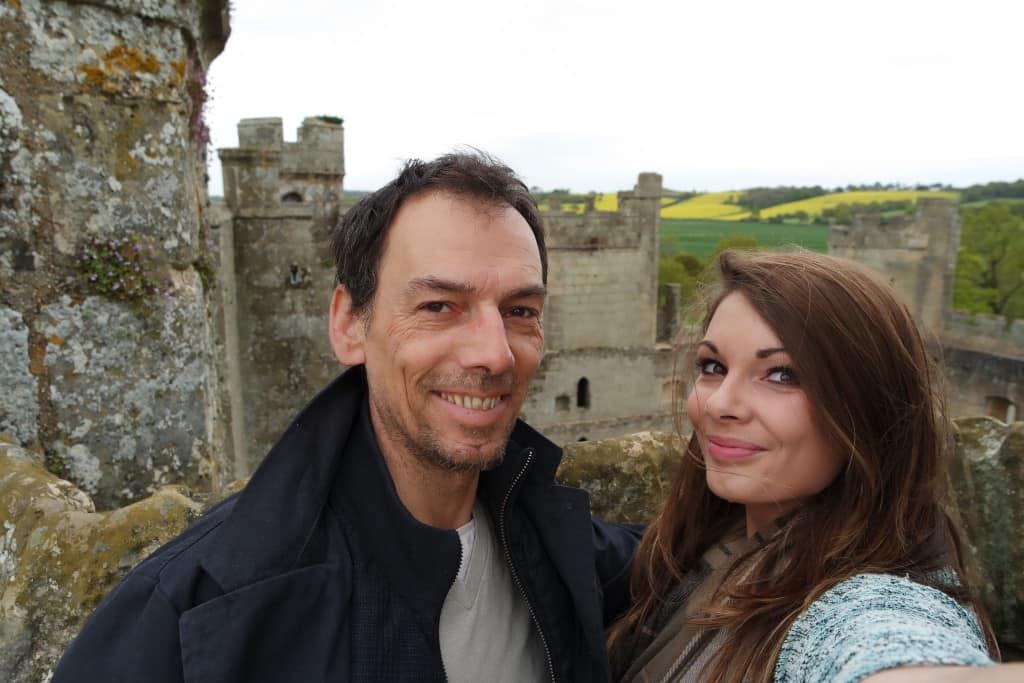 bodiam castle east sussex eppie shepherd