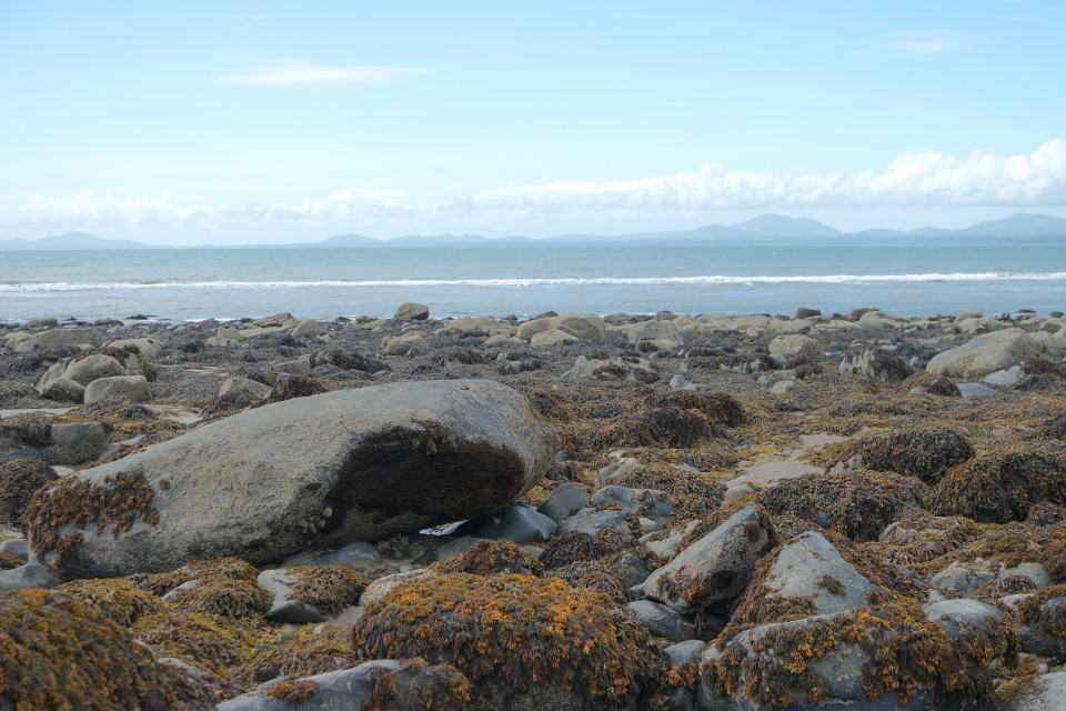 harlech wales coastline mini break