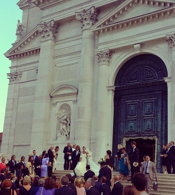 the real venice wedding