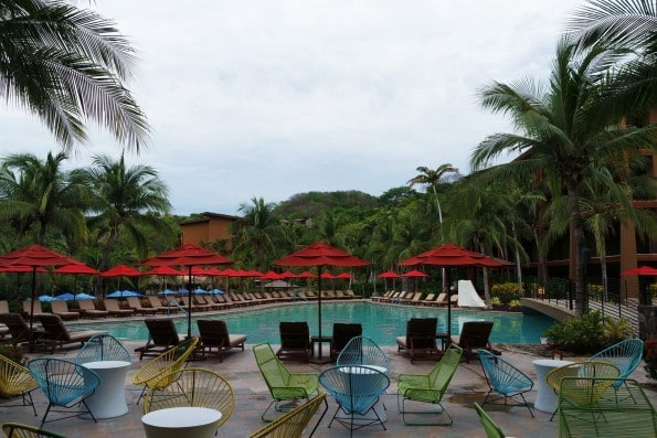 A luxurious stay at the Four Seasons resort Costa Rica