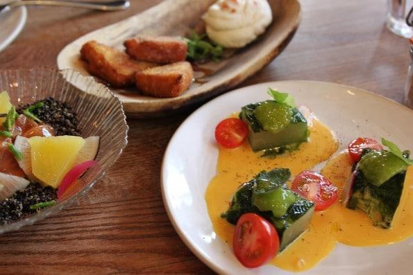 A Taste of Peru at Andina, Shoreditch