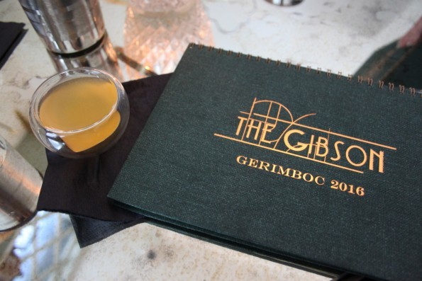 The Gibson Bar; Cocktails for the Weird & The Wonderful