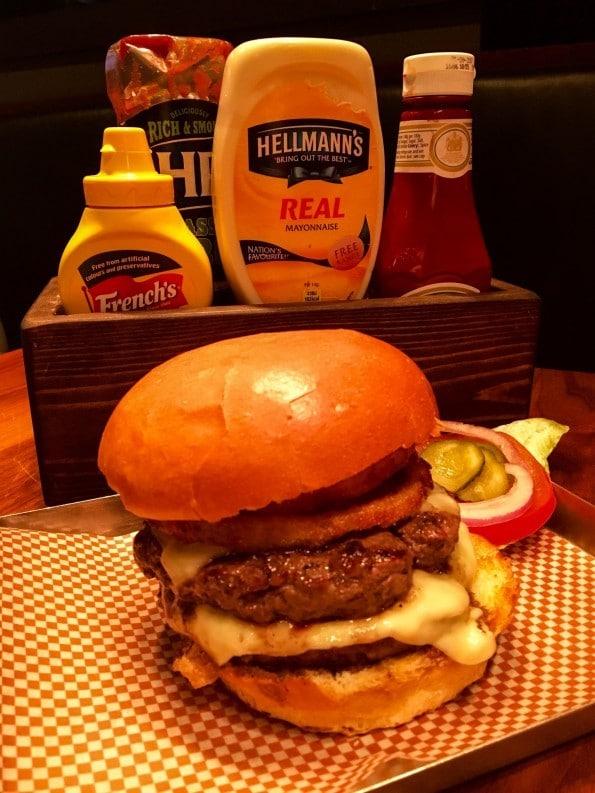 Celebrating National Burger day with BRGR.CO