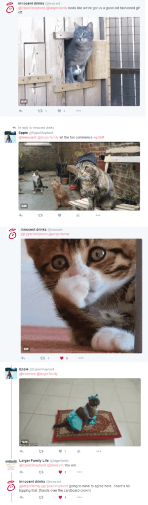 Goodbye August, Hello September; Rebel, Cat GIFs and Blogger Goals
