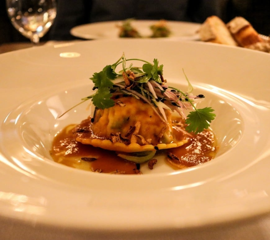 Fresh New Flavours of Jersey at Ormer Mayfair; Soft Launch