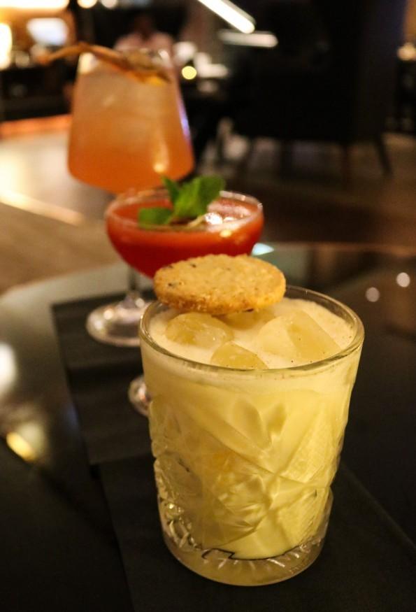 Cocktail Tasting at TwoRuba