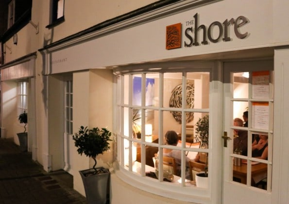 Fresh Seafood at The Shore, Penzance; Restaurant Review