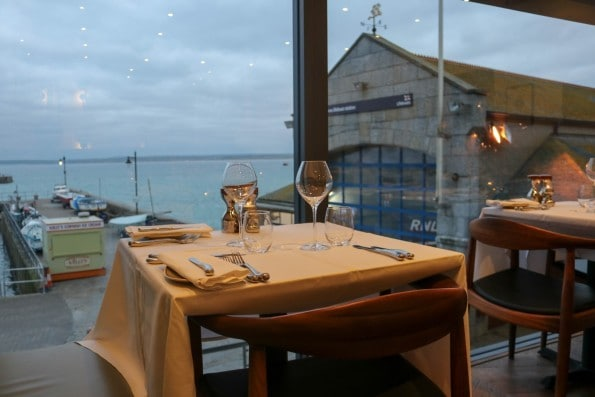 Alba Restaurant Review; The Best of St Ives