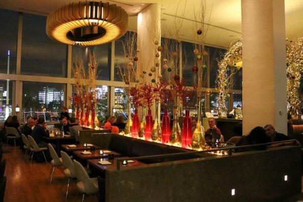A Sparkling Sunday Brunch at Skylon Restaurant; A Review
