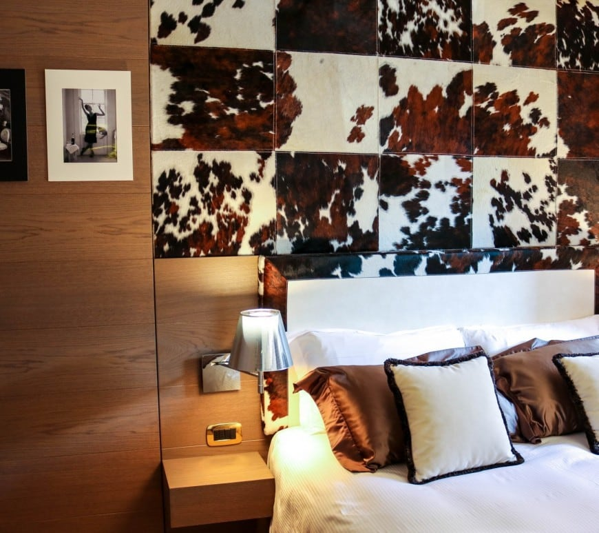 Luxurious Sophistication at the Hotel Ambra Cortina; A Review