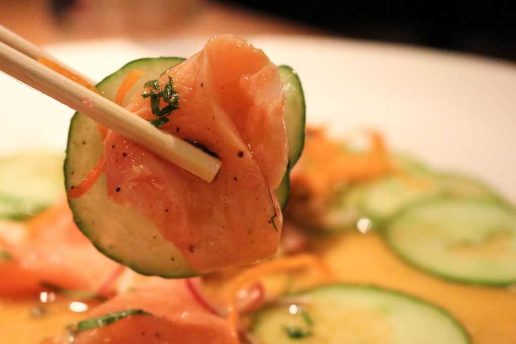 Luxury dining at NOBU Budapest & Four Seasons Gresham Palace