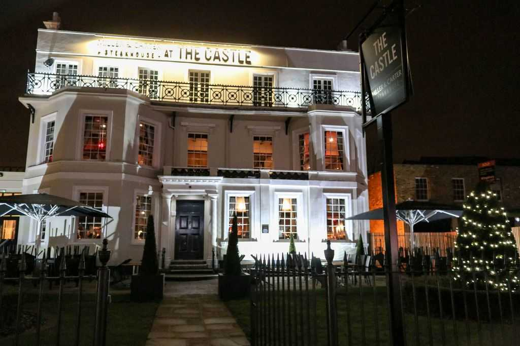 A Steak Date Night at Miller and Carter, Woodford Green; A Review