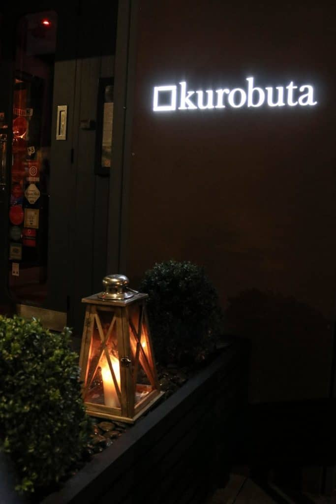 Bottomless Brunch at Kurobuta, Marble Arch; A Review