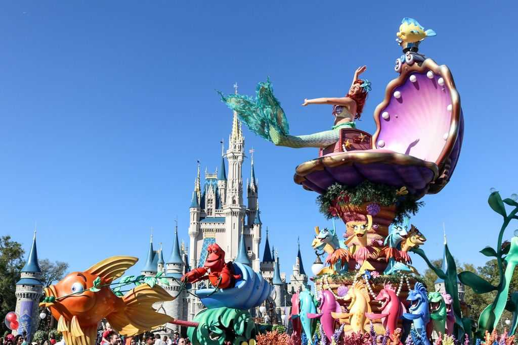 In Pictures; Walt Disney World