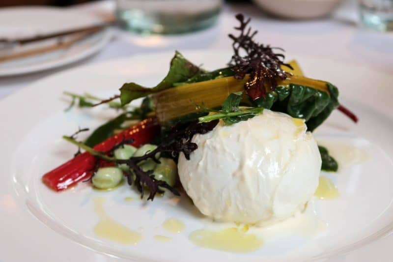 Goodbye Winter, Hello Spring at Somerset House; Restaurant Review