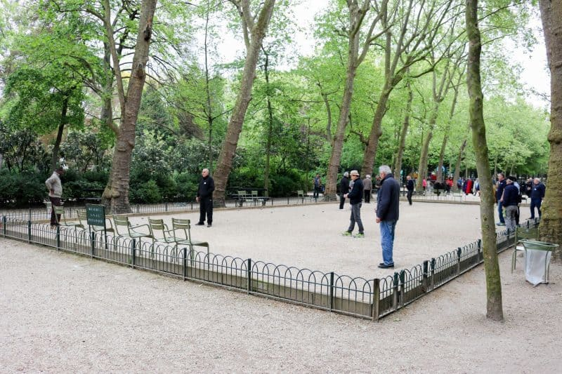 48 hours in Paris; Saint-Germain-des-Pres & the Jardin des Tuileries