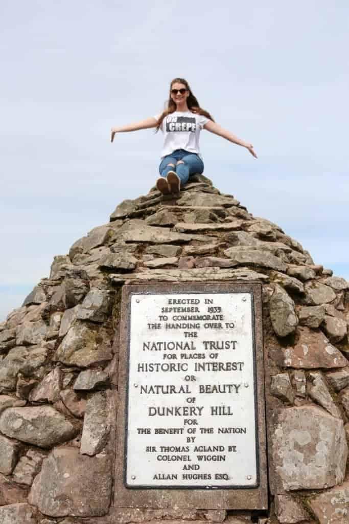 Exploring Exmoor National Park; Bossington, Selworthy & Dunster