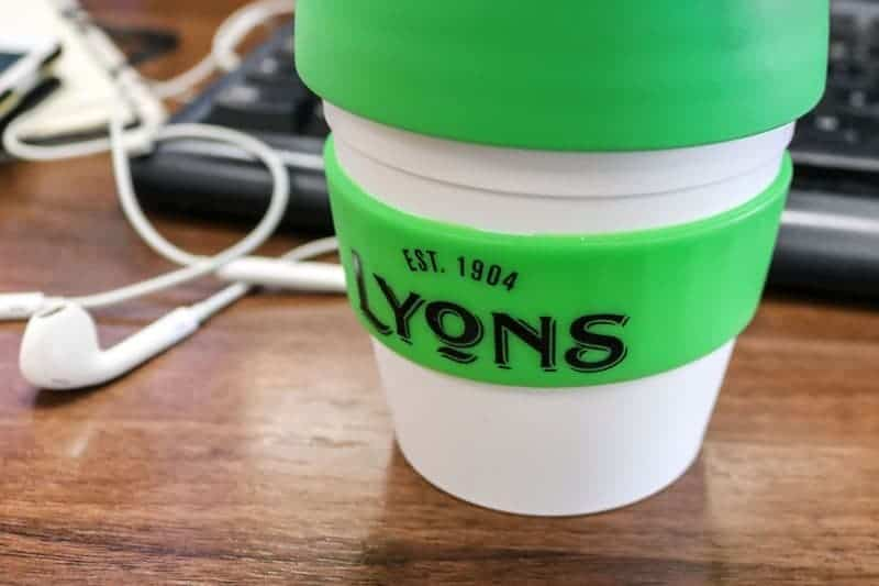 A Day In The Life of A Blogger with Lyons Coffee
