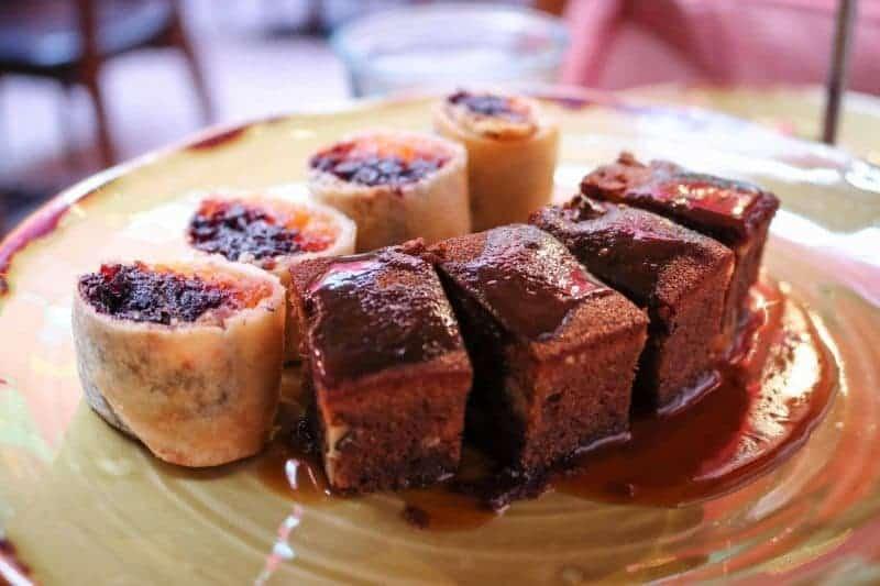 Trader's High Tea at Cinnamon Bazaar; A Review