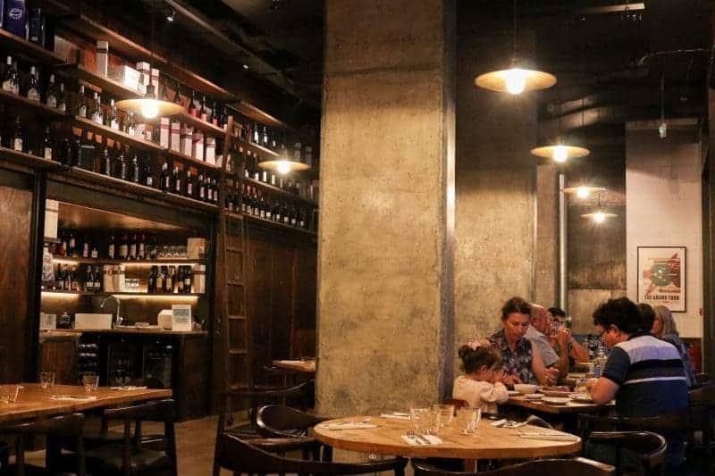 Darkhorse, Stratford; the Underdog of London's Restaurant Scene