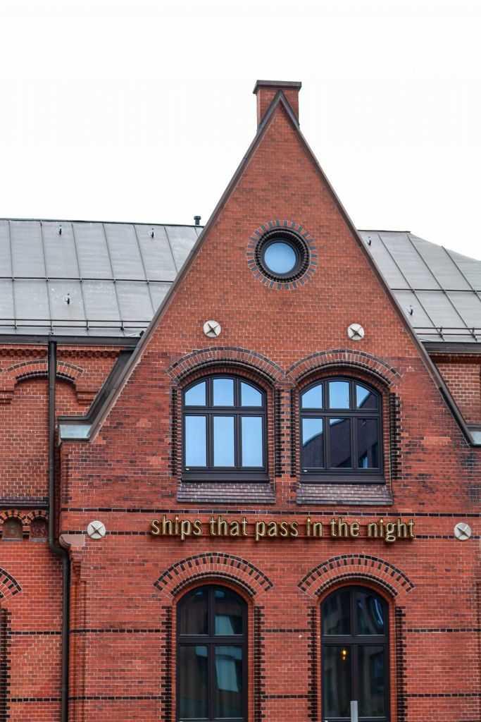 The 25hours Hotel Hamburg Hafen City