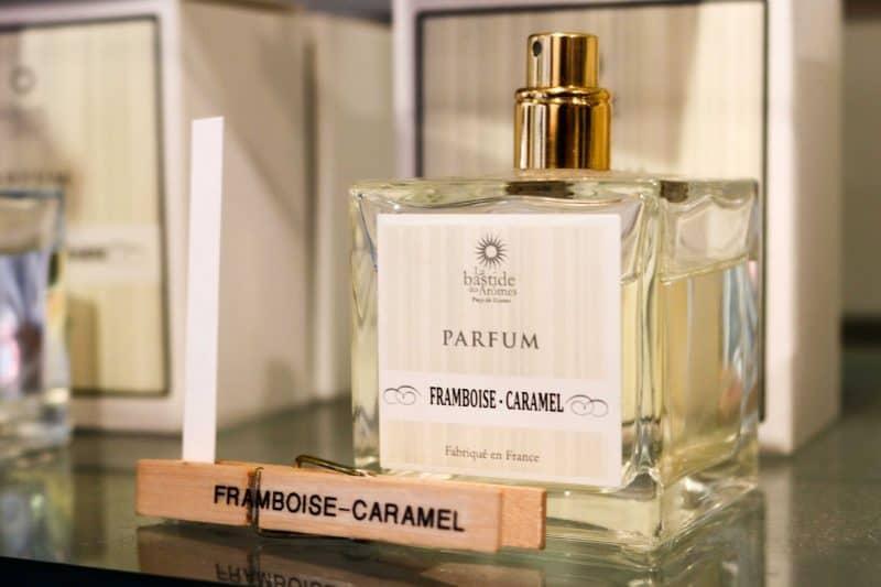 perfume in Grasse France Bastides des Aromes
