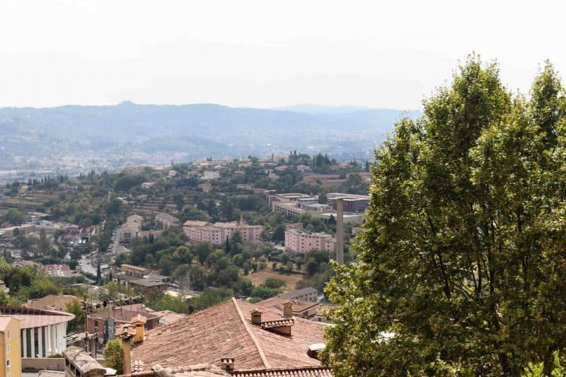 Views of Grasse, France