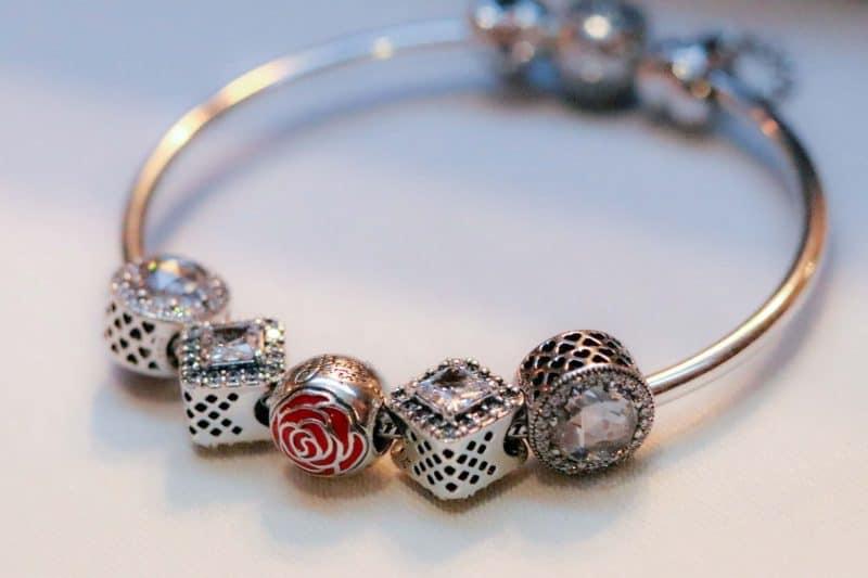 PANDORA Disney charm bracelet