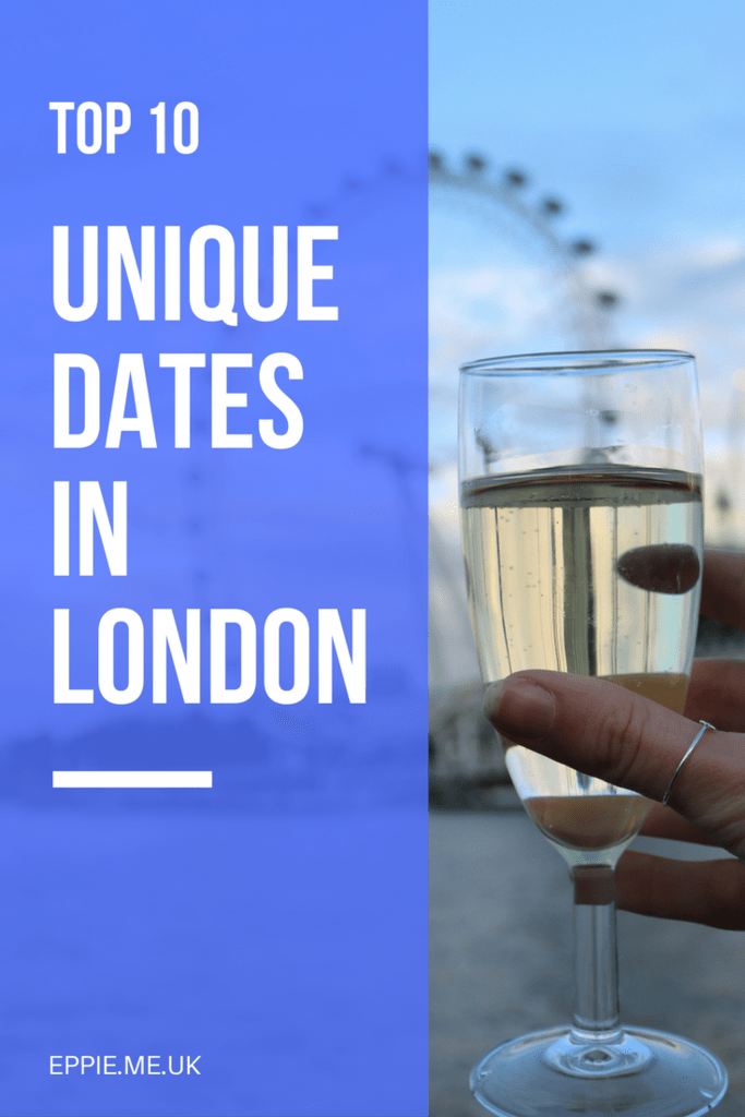 top 10 unique dates in london