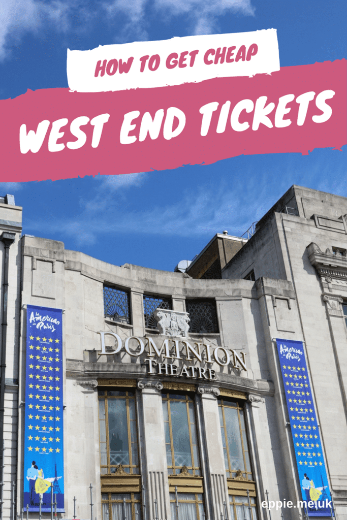 7 Ways to Get the Cheapest Theatre Tickets on the West End