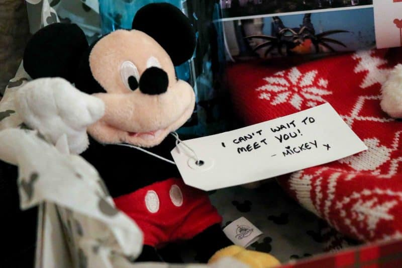 mickey mouse plush surprise