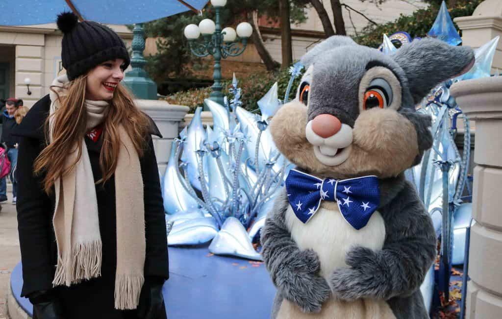 thumper Disneyland paris