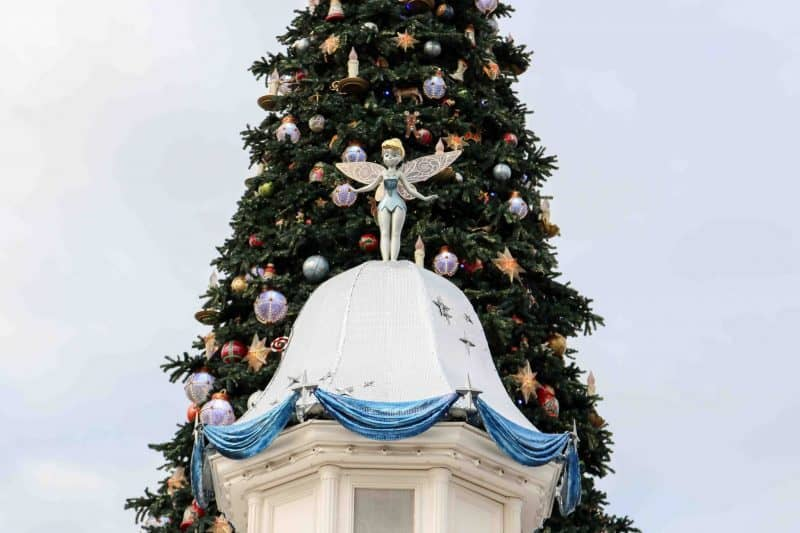 Disneyland Paris tree Christmas
