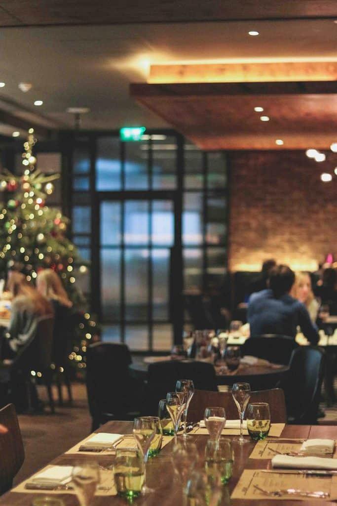 oxbo Bankside restaurant