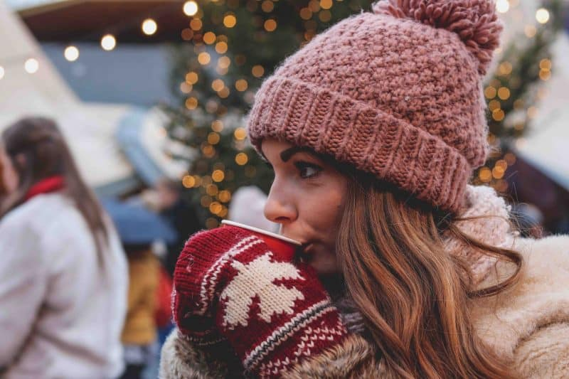 The Rekorderlig Cider Lodge; Southbank's Cosy Christmas Market