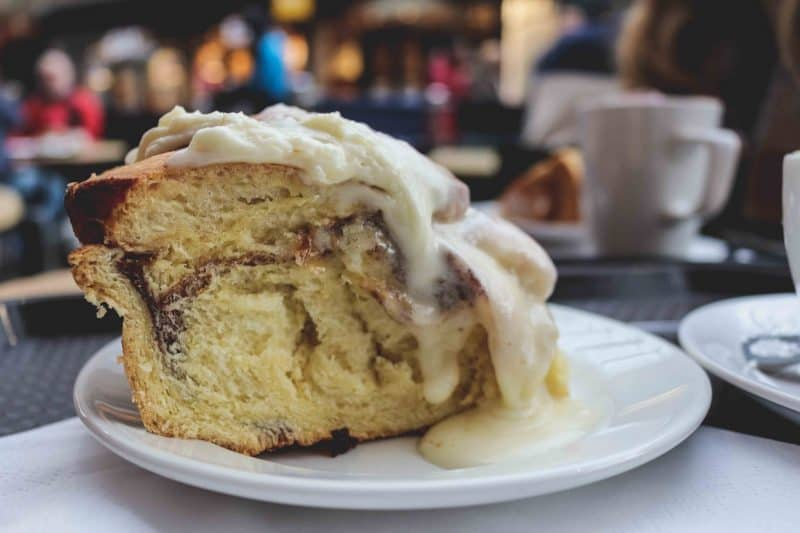 windsor cinnamon bun cafe