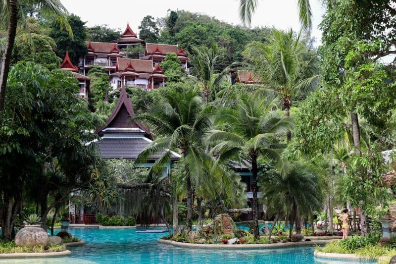 Thavorn Beach Village Resort at Kamala Beach, Phuket