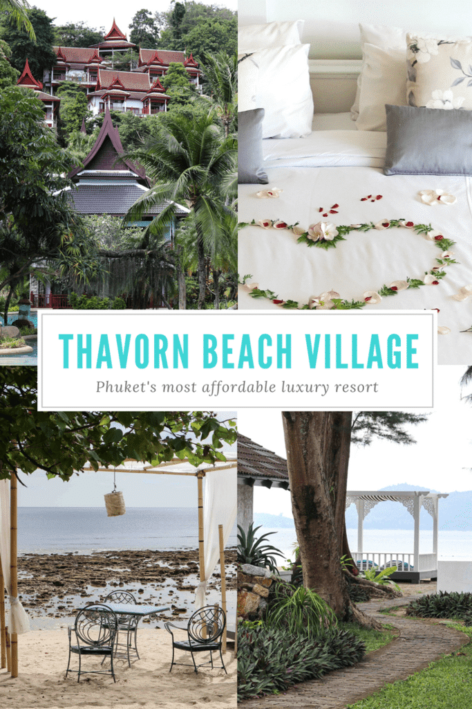 thavorn beach village