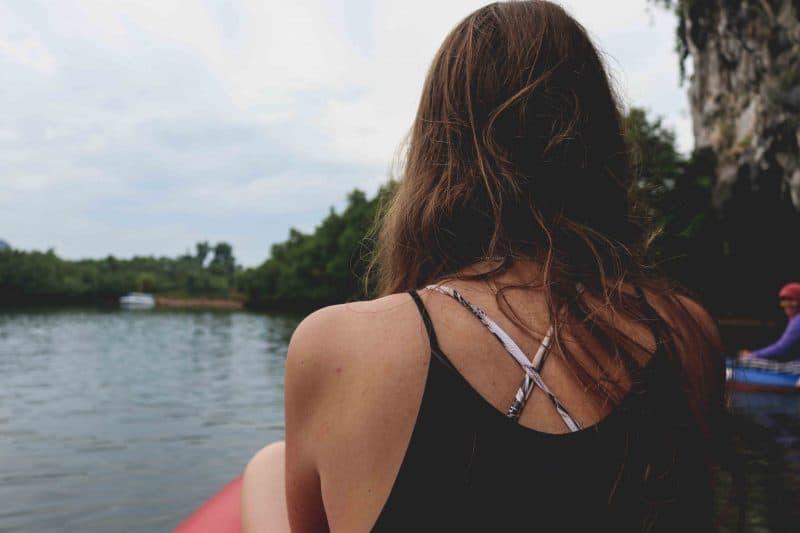 phang nga bay canoe