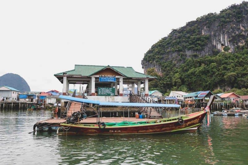 koh panyi village