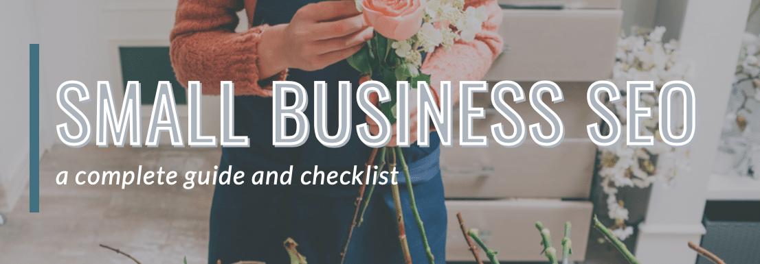 small business seo checklist guide