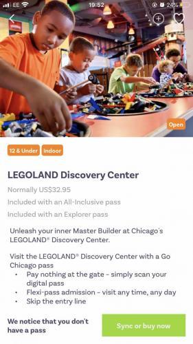LEGOLAND Discovery Center App Product Description