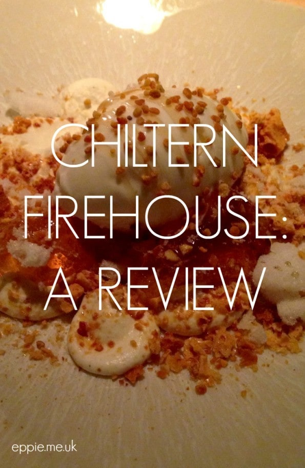 chiltern firehouse a review