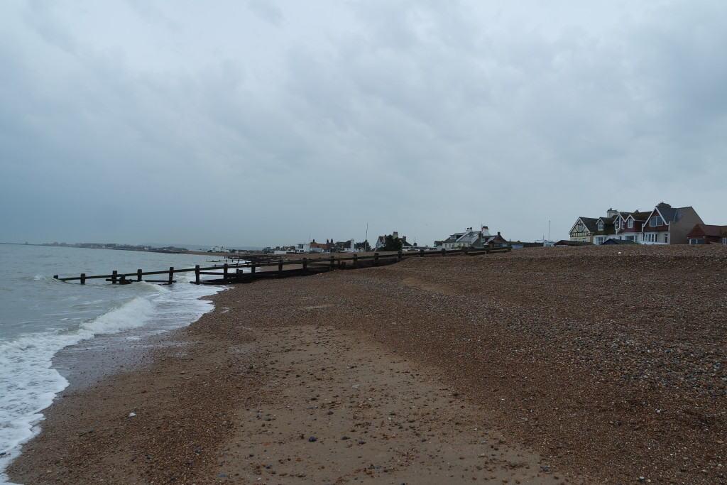 pevensey beach