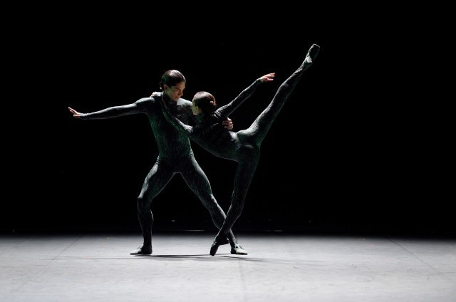 English National Ballet She Said Sadlers Wells ballet Fantastic Beings