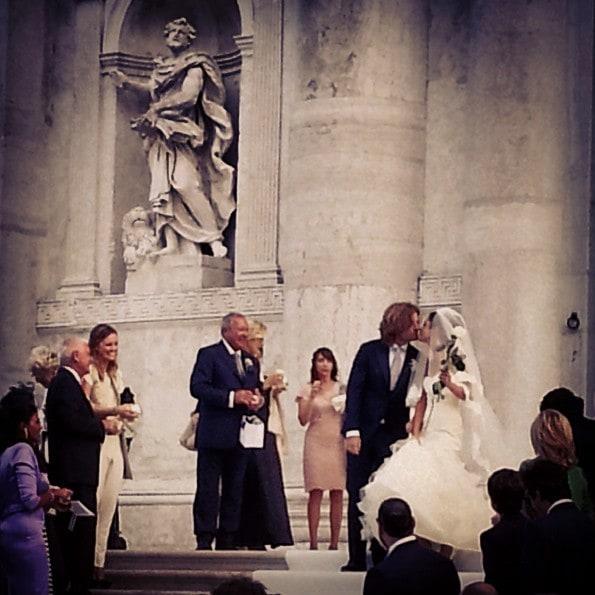 the real venice wedding