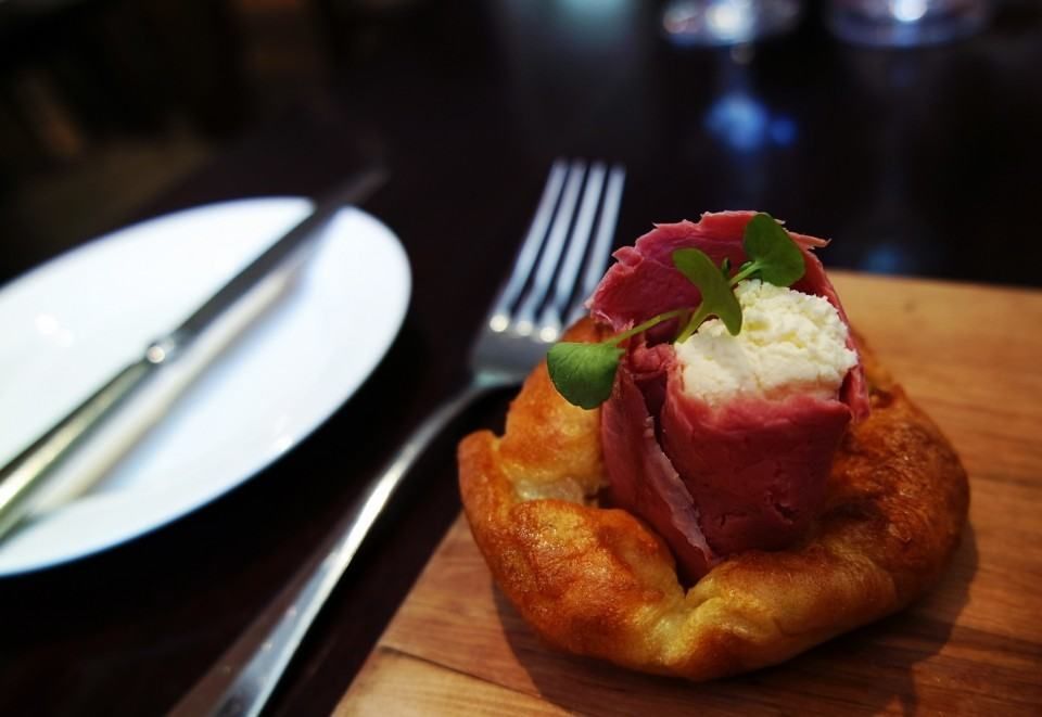 reform social and grill yorkshire pudding