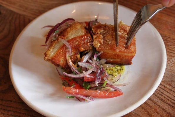 A Taste of Peru at Andina, Shoreditch